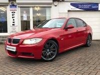 2007 BMW 3 SERIES 3.0 330D M SPORT 4d AUTO 228 BHP £6775.00