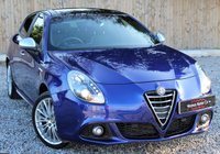 2014 ALFA ROMEO GIULIETTA 1.4 TB MULTIAIR SPORTIVA NAV 5d 170 BHP £10695.00