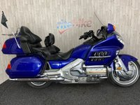 2002 HONDA GL1800 GOLDWING GL 1800 A-2 ABS MODEL MOT TILL AUGUST 2019 2002 02  £7990.00