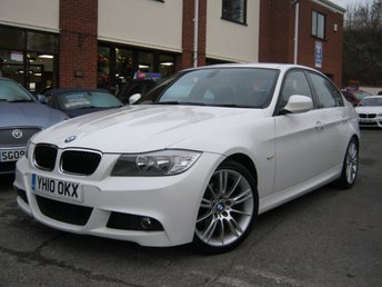 2010 BMW 3 SERIES 2.0 320I M SPORT BUSINESS EDITION 4d 168 BHP £7495.00