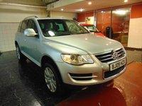 2009 VOLKSWAGEN TOUAREG 2.5 SE DPF 5d AUTO 172 BHP £6995.00