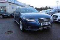 2009 AUDI A4 ALLROAD 3.0 ALLROAD TDI QUATTRO 5d AUTO 240 BHP £9995.00