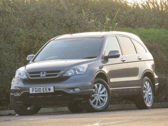 2010 HONDA CR-V 2.2 I-DTEC EX 5d 148 BHP £5790.00