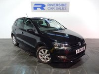 2014 VOLKSWAGEN POLO 1.2 MATCH EDITION TDI 5d 74 BHP £6500.00