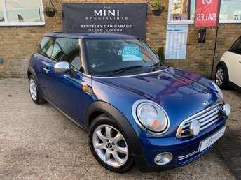 2007 MINI HATCH ONE 1.4 ONE 3d AUTO 94 BHP £4990.00