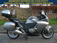 USED 2010 60 HONDA VFR 1237cc VFR 1200 F-A  Low Mileage,Superb Condition & History,Full Luggage,VFR Screen,Heated Grips,