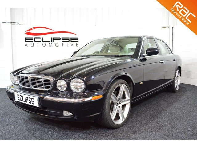 2006 JAGUAR XJ 2.7 TDVI EXECUTIVE 4d AUTO 206 BHP