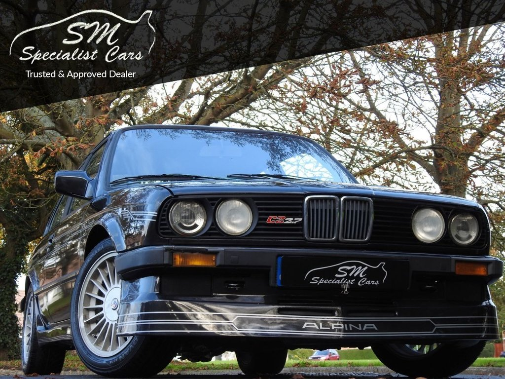 USED 1986 C BMW ALPINA 2.7 1986 C BMW 3 Series C2 E30  BMW 325 E30 ALIPNA LOOKS LEFT HAND DRIVE