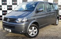 USED 2015 15 VOLKSWAGEN CARAVELLE 2.0 SE TDI BLUEMOTION TECHNOLOGY 5d AUTO 180 BHP