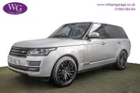 USED 2013 13 LAND ROVER RANGE ROVER 3.0 TDV6 VOGUE SE 5d AUTO 258 BHP