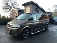 USED 2011 11 VOLKSWAGEN TRANSPORTER VW T5.1 Transporter 2011 140ps 6sp Highline 4 Berth Camper Finance available with low deposit and HP upto ten years