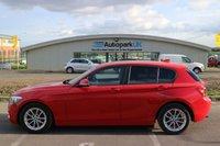 2012 BMW 1 SERIES 1.6 116D EFFICIENTDYNAMICS 5d 114 BHP £6895.00