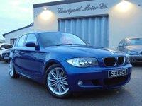 2007 BMW 1 SERIES 1.6 116I M SPORT 5d 114 BHP £3995.00