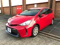 2015 TOYOTA PRIUS PLUS 1.8 HYBRID VVTI T4 5d AUTO 7 SEATS £17491.00