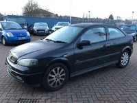 2004 VAUXHALL ASTRA 1.6 SXI 16V TWINPORT sold as spares and repairs  £295.00
