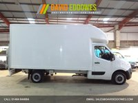 """USED 2016 16 RENAULT MASTER 2.3 LL35 BUSINESS DCI 125 BHP LWB LUTON VAN WITH TAIL LIFT """"YOU'RE IN SAFE HANDS"""" - AA DEALER PROMISE"""