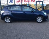 USED 2011 60 TOYOTA VERSO 2.0 TR D-4D 5d 125 BHP NO DEPOSIT AVAILABLE, DRIVE AWAY TODAY!!