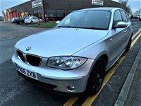 2006 BMW 1 SERIES 1.6 116I SE 5d 114 BHP £1995.00