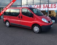 USED 2011 61 RENAULT TRAFIC 2.0 SL29 DCI 5d 115 BHP NO DEPOSIT AVAILABLE, DRIVE AWAY TODAY!!