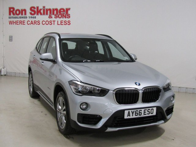 View our 2016 66 BMW X1 2.0 XDRIVE20D SPORT 5d AUTO 188 BHP