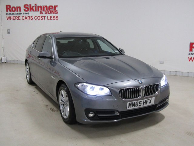 View our 2015 65 BMW 5 SERIES 2.0 520D SE 4d 188 BHP
