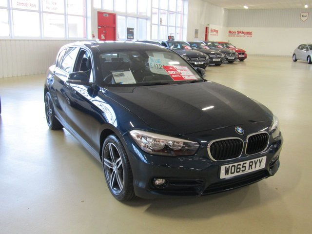 View our 2016 65 BMW 1 SERIES 1.5 116D SPORT 5d 114 BHP
