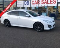 USED 2010 10 MAZDA 6 2.5 SPORT 5d 170 BHP NO DEPOSIT AVAILABLE, DRIVE AWAY TODAY!!