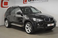 USED 2007 07 BMW X5 3.0 D SE [7 SEATS] 5d AUTO 232 BHP 7 SEATS + SAT NAV + 13 SERVICES + SIDE STEPS