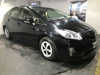 USED 2015 65 TOYOTA PRIUS 1.8 T3 VVT-I 5d AUTO 99 BHP ZERO Road tax  :  Heads-Up display  :  Bluetooth  :  Cloth upholstery  :  Reversing camera