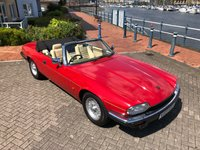 USED 1993 JAGUAR XJS XJS 4.0 CONVERTIBLE 2d AUTO 223 BHP WOW! STUNNING CONDITION! AMAZING HISTORY!