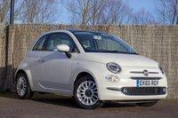2015 FIAT 500 1.2 LOUNGE 3d 69 BHP £7500.00