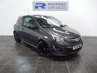2014 VAUXHALL CORSA 1.2 LIMITED EDITION 3d 83 BHP £5000.00