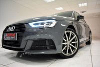 USED 2018 67 AUDI A3 1.5 TFSI S LINE BLACK EDITION S-TRONIC