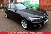 USED 2015 65 BMW 1 SERIES 1.5 116D SE 5d 114 BHP