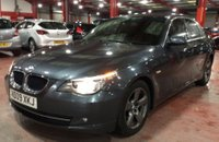 2009 BMW 5 SERIES 2.0 520D SE 4d AUTO 175 BHP £5500.00