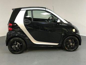2014 SMART FORTWO CABRIO 1.0 GRANDSTYLE EDITION 2d AUTO 84 BHP £6100.00