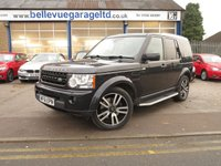 2011 LAND ROVER DISCOVERY 3.0 4 SDV6 HSE 5d AUTO 255 BHP