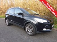 USED 2013 13 FORD KUGA TITANIUM TDCI All retail cars sold include -3 months warranty, HPI Certificate, 12 months AA breakdown cover, pre-delivery workshop inspection and a minimum 6 months Mot