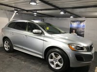 USED 2011 11 VOLVO XC60 2.0 D3 DRIVE R-DESIGN 5d 161 BHP Bluetooth  :  Sat Nav  :  DAB Radio : R-Design steering wheel + contrasting leather upholstery : Full service history