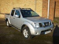 2009 NISSAN NAVARA 2.5 DCI TEKNA 4X4 DCB 1d AUTO 169 BHP £5995.00