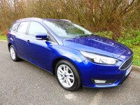 USED 2015 65 FORD FOCUS ZETEC All retail cars sold include -3 months warranty, HPI Certificate, 12 months AA breakdown cover, pre-delivery workshop inspection and a minimum 6 months Mot.