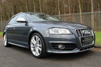 USED 2009 09 AUDI A3 2.0 S3 TFSI QUATTRO 5d 261 BHP A LOVELY CAR IN GREAT SHAPE AND WITH GOOD HISTORY!!!