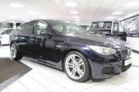 2014 BMW 5 SERIES GRAN TURISMO 520D M SPORT GRAN TURISMO AUTO 181 BHP £17425.00