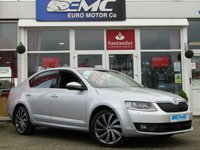 2015 SKODA OCTAVIA 2.0 LAURIN AND KLEMENT TDI CR DSG 5d AUTO 148 BHP £12995.00