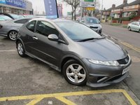 USED 2010 59 HONDA CIVIC 1.3 I-VTEC TYPE S 3d 98 BHP Low Mileage & Great Condition
