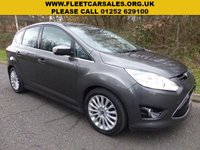 USED 2015 15 FORD C-MAX 1.6 Titanium TDCi 115PS All retail cars sold are fully prepared and include - Oil & filter service, 6 months warranty, minimum 6 months Mot, 12 months AA breakdown cover, HPI vehicle check assuring you that your new vehicle will have no registered accident claims reported, or any outstanding finance, Government VOSA Mot mileage check. Because we are an AA approved dealer, all our vehicles come with free AA breakdown cover and a free AA history check.. Low rate finance available. Up to 3 years warranty available.