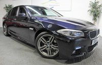 2010 BMW 5 SERIES 3.0 530D M SPORT 4d AUTO 242 BHP £SOLD