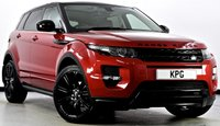 USED 2013 63 LAND ROVER RANGE ROVER EVOQUE 2.2 SD4 Dynamic AWD 5dr Auto [9] Rear DVD, Black Pack, Pan Roof