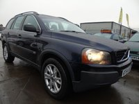 2004 VOLVO XC90 2.4 D5 SE 5d AUTOMATIC 7 SEATER YEAR MOT £2295.00
