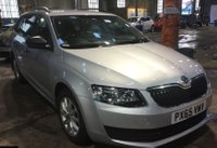 2015 SKODA OCTAVIA 1.6 S TDI DSG 5d AUTO 109 BHP
